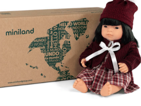Multi Cultural Dolls/ 15 inch