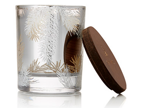 Frasier Fir Mercury Glass Candle/5 ounce