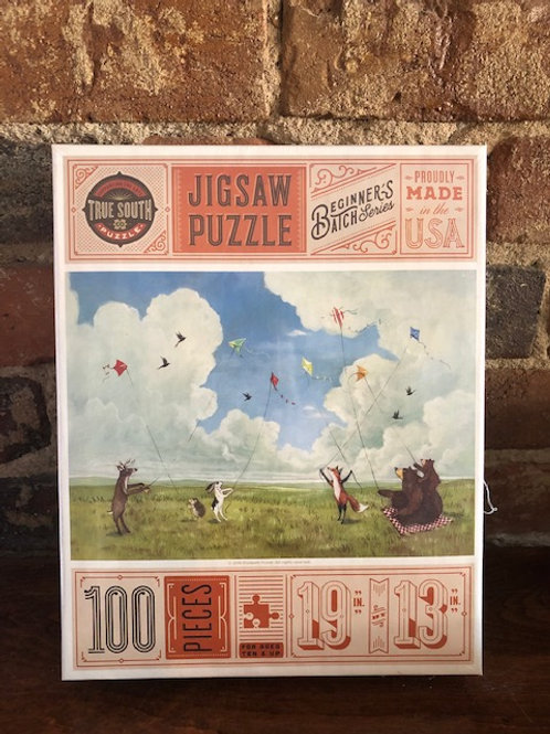 Artist Inspired 100 piece Kite Party Puzzle