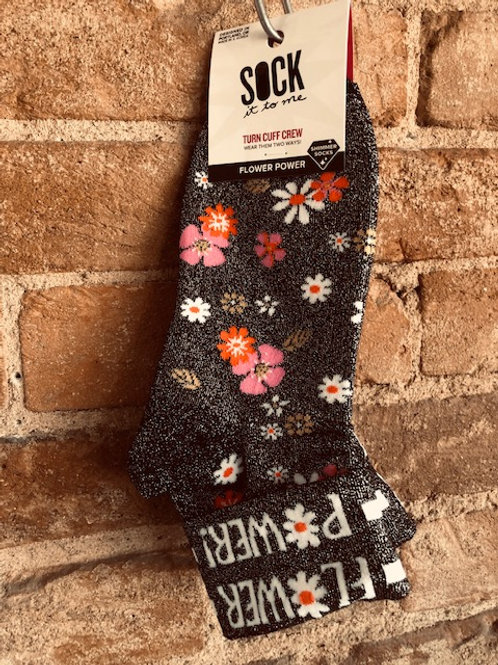 Trendy Cuff Ankle Sock
