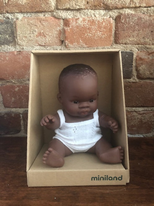 Multi Cultural Dolls with Undergarments