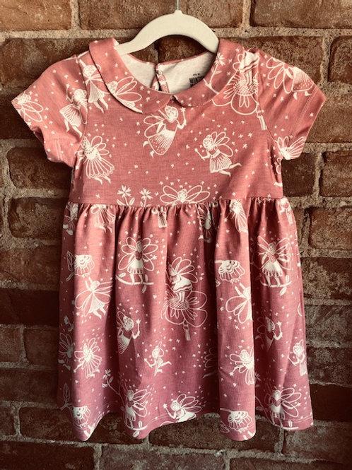 Organic cotton Fairy Dress