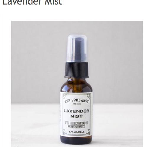 Organic Lavender Mist/ 1 oz
