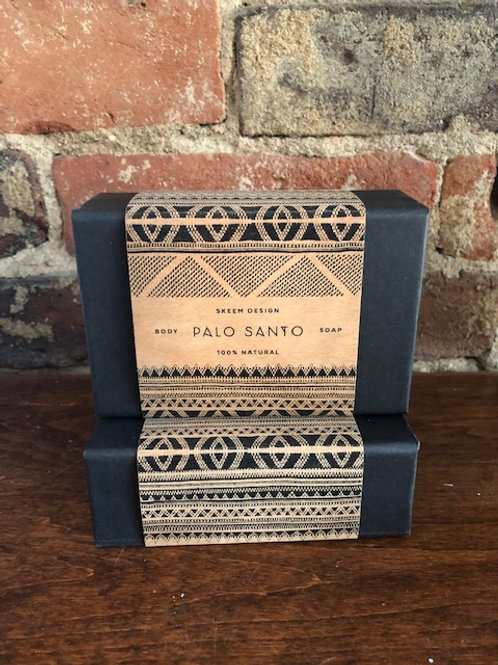 Palo Santo Soap by Skeem