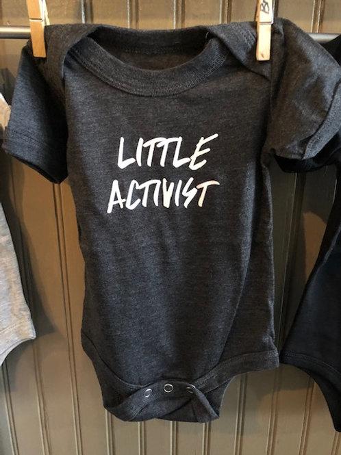 Little Activist Onesie- 3/6 mth or 6/12 mth
