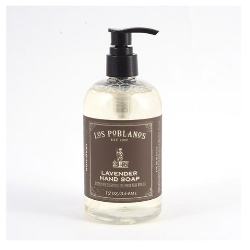 Organic Lavender Hand Soap