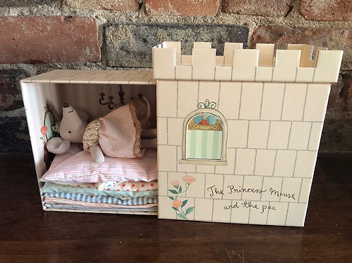 Princess and the Pea Keepsake toy
