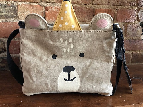 Upcycled Bear Cooler