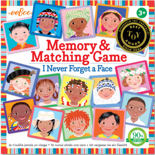 Memory Games for ages 3+  3 styles