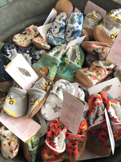Handmade organic Slippers