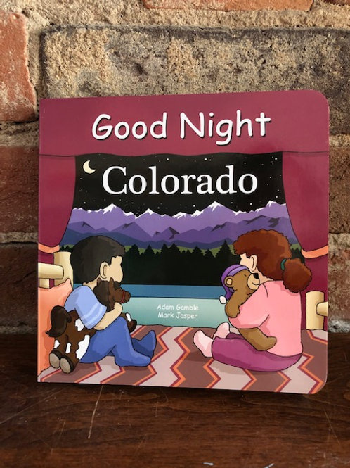 Goodnight Colorado Board Book