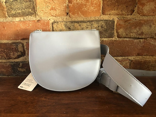 Vegan Leather Contemporary Fanny Packs/ 3 colors