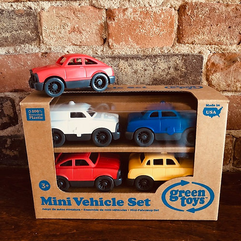 Mini Vehicle Set