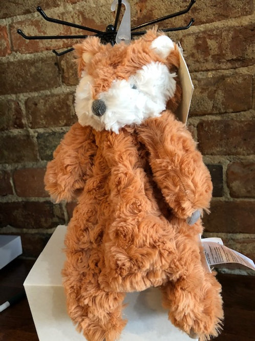 Soft Luxe Security Blanket/Fox