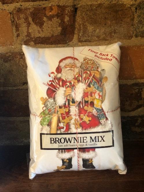 Flour sack towel/Brownie Mix-3 patterns