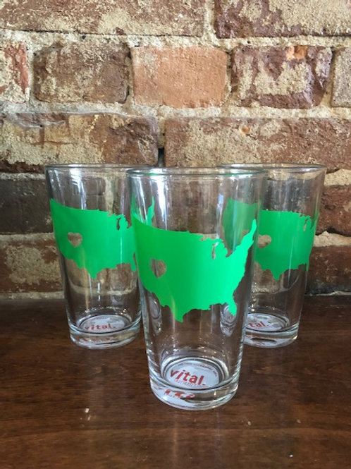 Colorado Pint Glasses