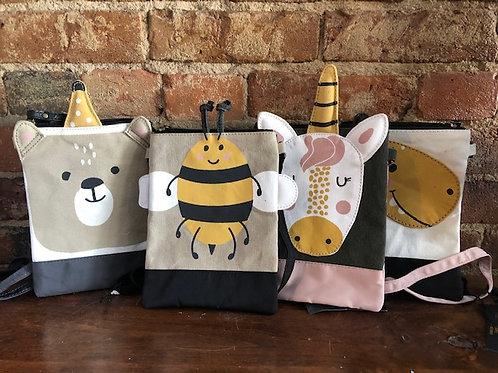 Fashion Crossbody canvas purses