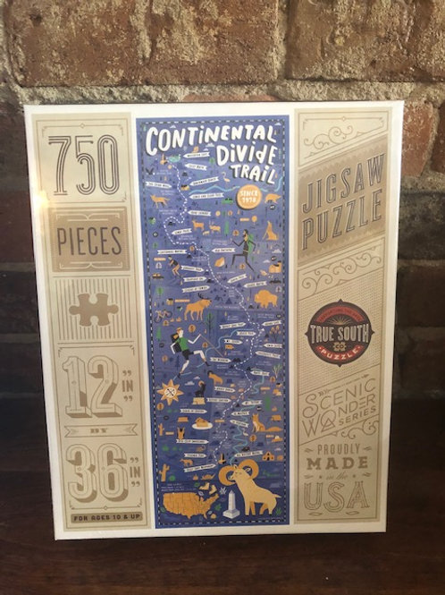 Continental Divide Puzzle/750 Pieces
