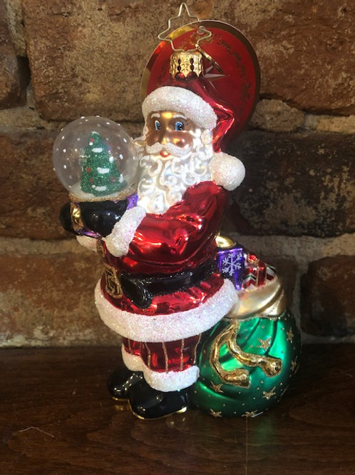 Christopher Radko limited edition Large ornaments/3 styles
