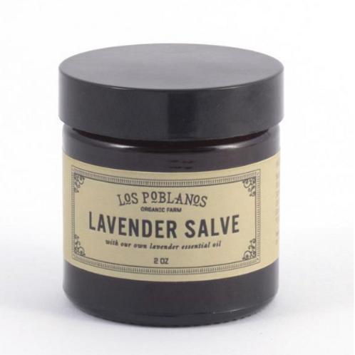 Organic Lavender Salve/ 2 oz