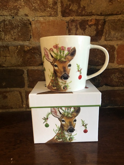 Holiday Mugs-2 styles