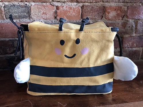 Upcycled Bee Cooler
