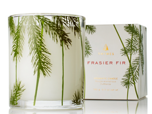 Frasier Fir 6.5 ounce Candle/Reserve now for Dec 5th pickup