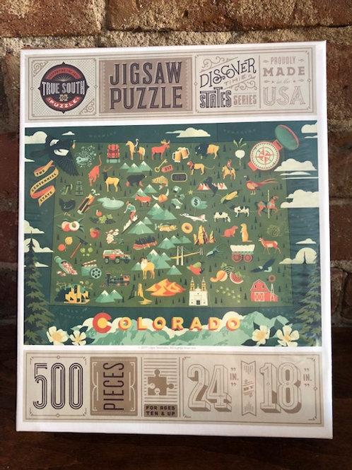 Colorado Puzzle-500 piece