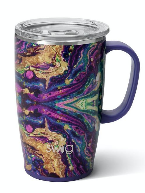 Travel Mug-18 ounce/4 styles