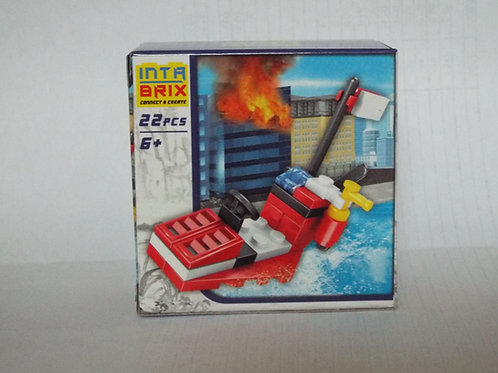 Intra Brix Fire Boat