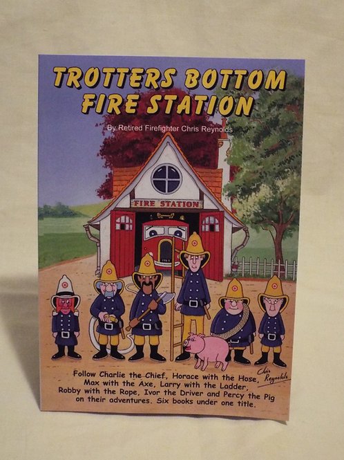 Trotter's Bottom Fire Station Book