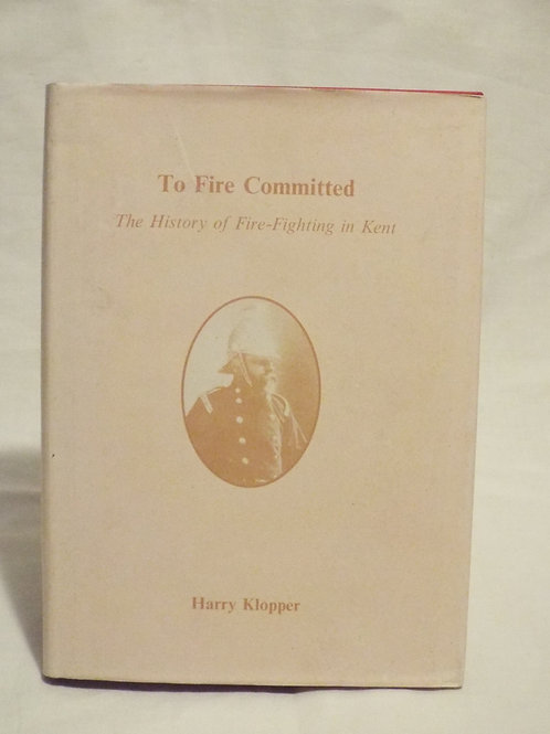 To the fire committed