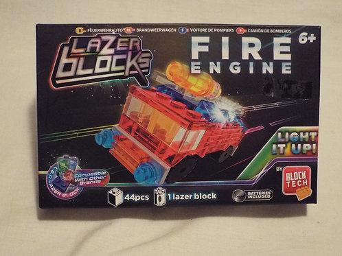 Lazer light fire engine kit