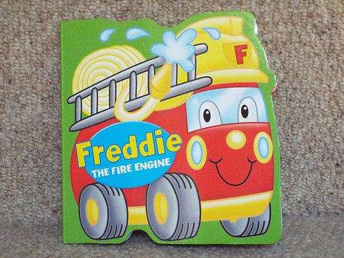 Freddie The Fire Engine