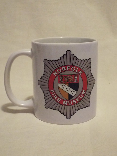 Norfolk Fire Museum Coffee Mug