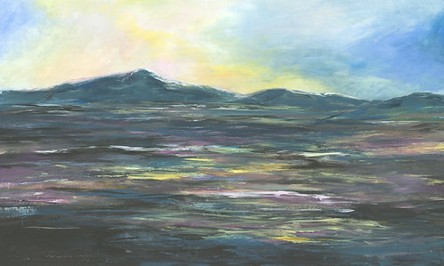'mesa sunset II'