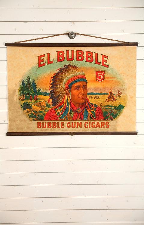 El Bubble Canvas Wall Chart (2213)