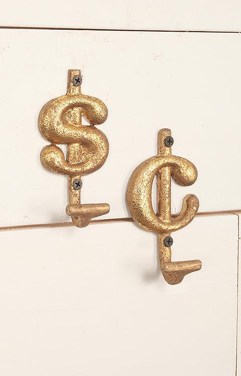 Dollar & Cent Hooks