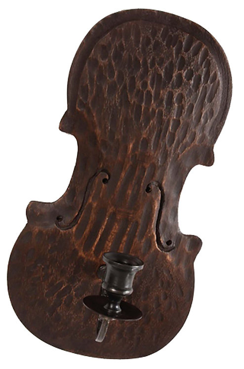 Fiddle Sconce