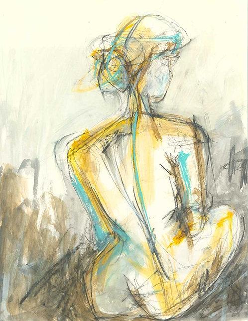 Nude 405 Giclee Print