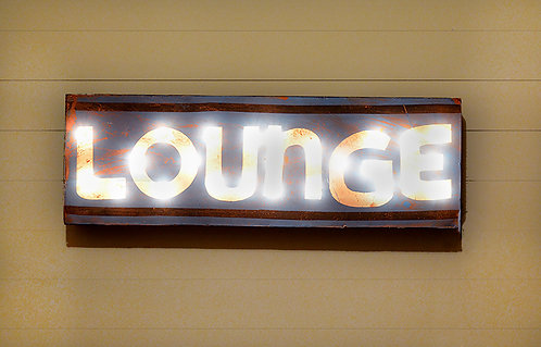 Lounge Sign