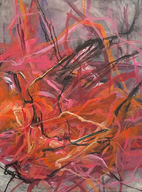 Abstract 446 Giclee Print