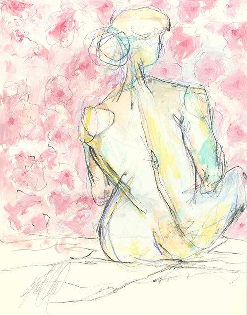 Nude 403 Giclee Print