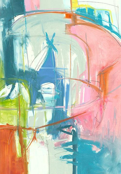 Giclee Print 'Awakened II'