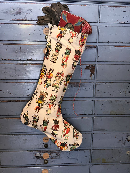 Kachina Stocking