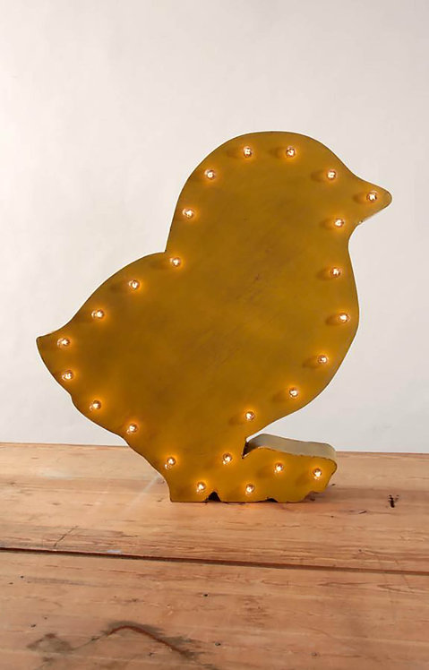 Decorative Baby Chick Sign