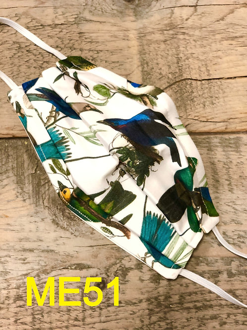Blue Birds Mask