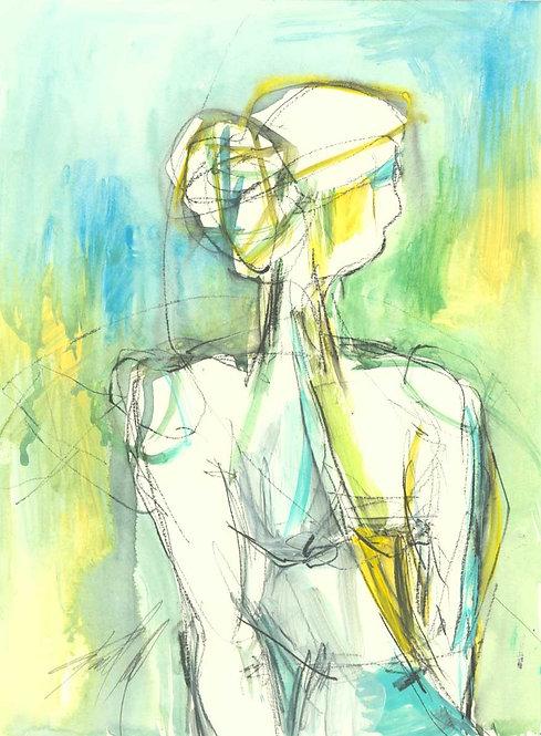 Nude 402 Giclee Print