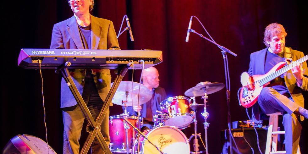 A Very Special Jazz Night with The Ron Kobayashi Trio
