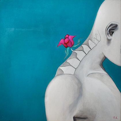 """VERTEBREAS"" (from the "" Flower Bones"" Collection)"